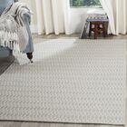 Aniwa Beige/Ivory Area Rug Rug Size: Rectangle 8' x 10'