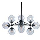 Corrymellagh 10-Light Sputnik Chandelier