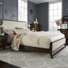 Arlo Upholstered Platform Bed Size: King