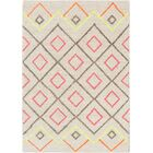 Gainesville Hand-Woven Gray Area Rug Rug Size: Rectangle 4' x 6'