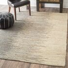 Hargrove Gray Area Rug Rug Size: Rectangle 6' x 9'