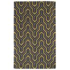 Edinburg Yellow/Green Area Rug Rug Size: Rectangle 8' x 11'