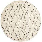 Bermondsey Ivory Shag Area Rug Rug Size: Rectangle 11' x 15'