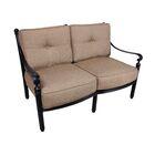 Baldwin Deep Seating Loveseat with Sunbrella Cushions