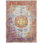 Lonerock Purple/Pink/Yellow Area Rug Rug Size: Rectangle 10' x 13'