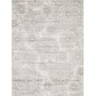 Brandt Light Gray Area Rug Rug Size: Rectangle 8' x 11'
