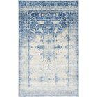 Parodi Navy Blue Area Rug Rug Size: Rectangle 5' x 8'