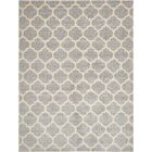 Moore Gray Area Rug Rug Size: Rectangle 9' x 12'