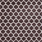 Moore Brown Area Rug Rug Size: Square 10'