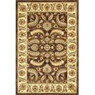 Fairmount Oriental Brown Area Rug Rug Size: Rectangle 6' x 9'