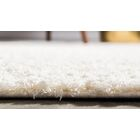 Kostka White Area Rug Rug Size: Rectangle 5' x 8'