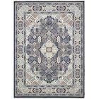 Jackson Navy Blue Area Rug Rug Size: Rectangle 10' x 13'