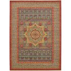 Laurelwood Red Area Rug Rug Size: Rectangle 13' x 18'