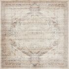 Abbeville Beige Area Rug Rug Size: Rectangle 7' x 7'