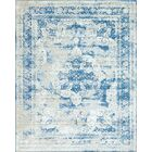 Brandt Tibetan Blue Area Rug Rug Size: Rectangle 8' x 10'