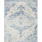 Parodi Blue Area Rug Rug Size: Rectangle 8' x 10'