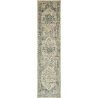 Jae Distressed Beige Area Rug Rug Size: Runner 3' x 13'