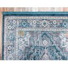 Lonerock Gray Area Rug Rug Size: Rectangle 5'5