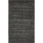 St Philips Marsh Black Area Rug Rug Size: Rectangle 5' x 8'