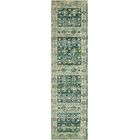 Piland Green Area Rug Rug Size: Runner 2'7