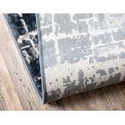Uptown Lexington Avenue Navy Blue Area Rug Rug Size: Rectangle 5' x 8'