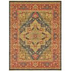 Valley Navy Blue Area Rug Rug Size: Rectangle 10' x 13'