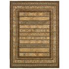 Foret Noire Brown Area Rug Rug Size: Rectangle 13' x 18'