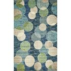 Chenango Navy Blue Area Rug Rug Size: Rectangle 10' 6