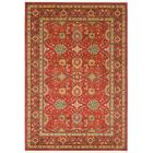 Willow Red Indoor Area Rug Rug Size: Rectangle 8' x 11'4