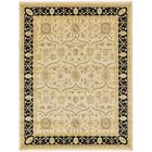 Fonciere Cream Area Rug Rug Size: Rectangle 9' x 12'