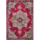 Charleena Pink Area Rug Rug Size: Rectangle 7' x 10'