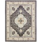 Quince Navy Blue Area Rug Rug Size: Rectangle 10' x 13'