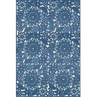 Lanier Hand Woven Blue Indoor/Outdoor Area Rug Rug Size: Rectangle 4' x 6'