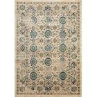 Montelimar Beige/Turquoise Area Rug Rug Size: Rectangle 4' x 6'