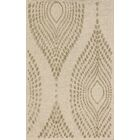 Smith Hand-Tufted Sand/Brown Area Rug Rug Size: Rectangle 8' x 10'