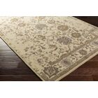 Ivan Hand-Tufted Khaki Area Rug Rug Size: Rectangle 9' x 13'