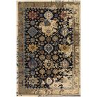 Ivan Hand-Tufted Black Area Rug Rug Size: Rectangle 9' x 13'