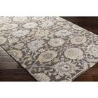 Ivan Hand-Tufted Gray/Neutral Area Rug Rug Size: Runner 2'6