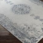 Jayson Beige/Gray Area Rug Rug Size: Rectangle 3'11