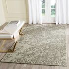 Ellicottville Hand-Tufted Brown/Cream Area Rug Rug Size: Square 6'