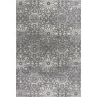 Pattison Mosaic Charcoal Area Rug Rug Size: Rectangle 5'3