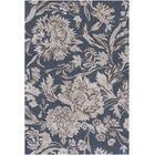 Caramont Hand-Tufted Charcoal/Dark Brown Area Rug Rug Size: Rectangle 2' x 3'