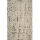 Edmeston Hand-Woven Camel/Gray Area Rug Rug Size: Rectangle 8' x 10'