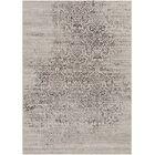 Chesler Dark Brown Area Rug Rug Size: Rectangle 8' x 10'