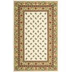 Kendall Ivory Rug Rug Size: Rectangle 8' x 11'