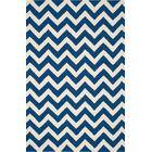 Oaknoll Navy Indoor/Outdoor Area Rug Rug Size: Rectangle 8' x 10'6
