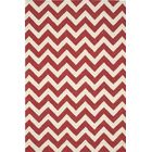 Oaknoll Red Indoor/Outdoor Area Rug Rug Size: Rectangle 8' x 10'6