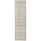Coby Gray Wool Area Rug Rug Size: Runner 2'3