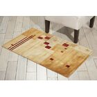 Annelise Beige Area Rug Rug Size: Rectangle 9'6