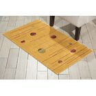 Annelise Gold Area Rug Rug Size: Rectangle 9'6